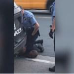 Capturaro 4 - EUA tem noite de protestos contra assassinato de homem negro por policiais