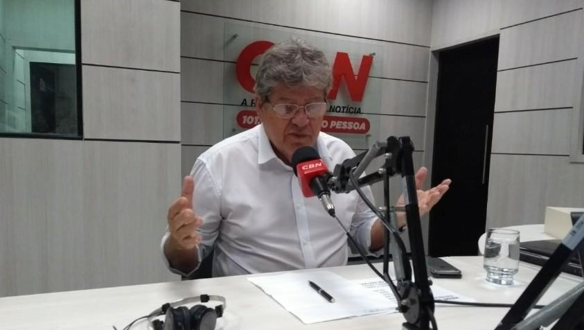 Capturaro - AVANÇO DA COVID-19: João Azevedo não descarta 'lockdown' para a Região Metropolitana de JP