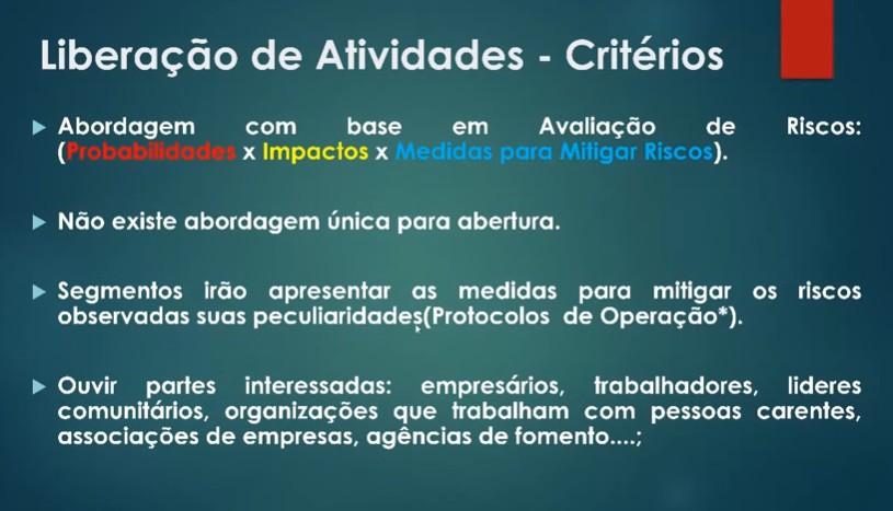 Capturaroi - Na Paraíba as decisões são tomadas baseadas na ciência, diz João ao apresentar plano de retomada da economia - VEJA VÍDEO