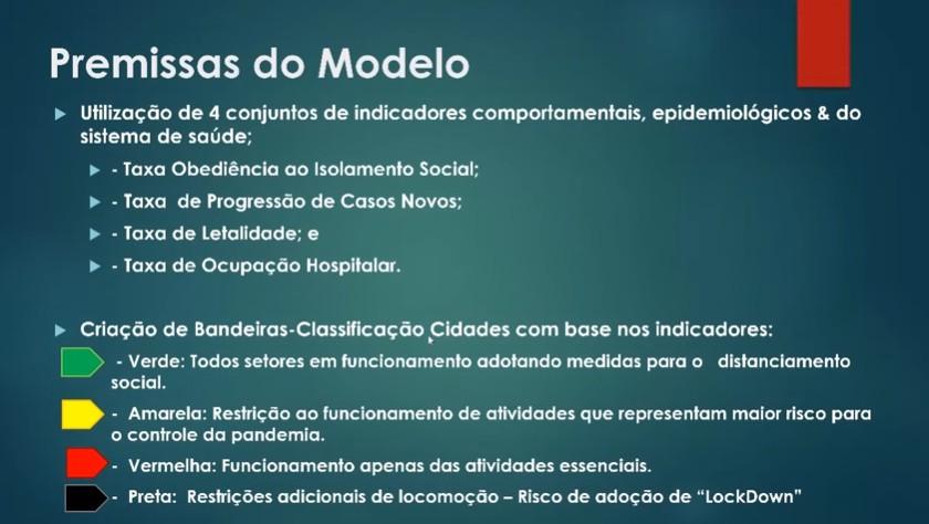 Capturart 4 - Na Paraíba as decisões são tomadas baseadas na ciência, diz João ao apresentar plano de retomada da economia - VEJA VÍDEO