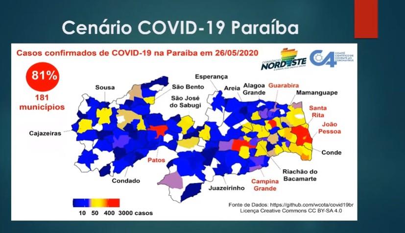 Capturaru 6 - Na Paraíba as decisões são tomadas baseadas na ciência, diz João ao apresentar plano de retomada da economia - VEJA VÍDEO