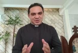 Padre Nilson Nunes é diagnosticado com coronavírus e inicia período de isolamento – VEJA VÍDEO