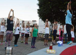 Projeto inicia aulas de educação física pelas redes sociais, em João Pessoa