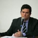 Ex ministro Sergio Moro - Novo emprego: Moro lidará com recuperação judicial da Odebrecht e da OAS e diz que se existir conflito de interesses não atuará