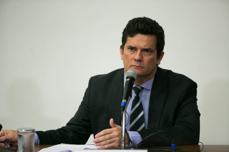 Ex ministro Sergio Moro - Sergio Moro recebe convite para dar aulas em centro universitário de Brasília