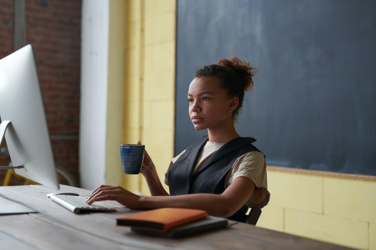 FOTO 1  - Cerca de 83% dos professores se sentem despreparados para dar aulas on-line, revela pesquisa