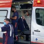 HOMEM - QUATRO METROS: Homem fica ferido após cair em fosso de elevador