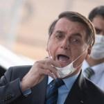"""Jair Bolsonaro58 - """"Pelo que tenho conhecimento, ninguém faleceu por falta de UTI"""", diz Bolsonaro"""