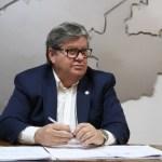 João Azevêdo 1 - Governador anuncia São João na Rede com Associação Balaio Nordeste e editais de cultura