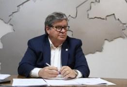 João Azevêdo anuncia nesta segunda a retomada de obras suspensas na pandemia, novas licitações e ordens de serviço