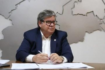 João Azevêdo 1 - O grande teste político de João Azevêdo, no governo, ficou para 2022