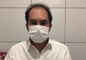 João Domiciano Dantas Segundo 300x209 - Prefeitura paraibana testa comerciantes e 34 dão positivo para COVID-19