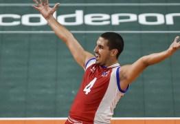 Jogador da seleção de vôlei de Porto Rico fala abertamente sobre homossexualidade