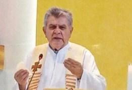 TESTOU POSITIVO: Padre Luiz Antônio, da Paróquia Menino Jesus de Praga, é diagnosticado com Covid-19
