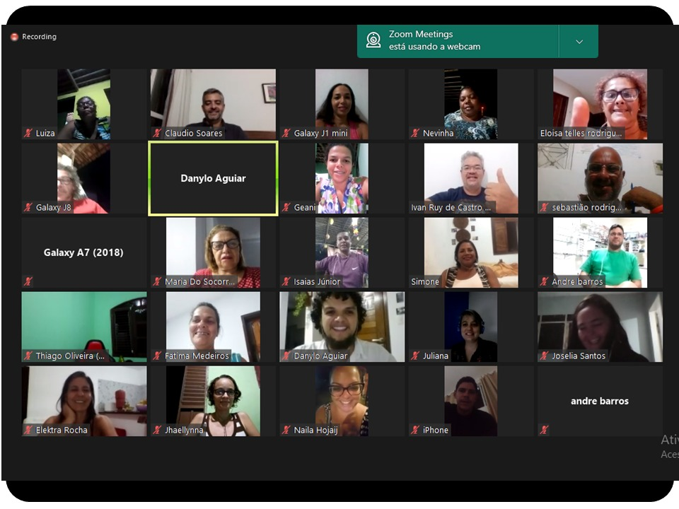 "Semear de Ideias ProgramaCasulo 2 - Programa Casulo reúne empreendedores de Conde lança ""Semear de Ideias Digital"""