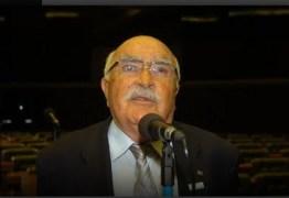 NOTA: Tião Gomes lamenta morte de ex-governador, Wilson Braga