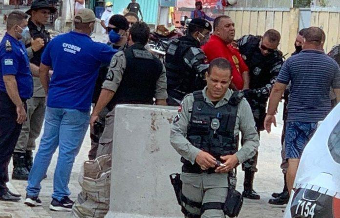 WhatsApp Image 2020 05 04 at 12.36.30 e1588606782803 - Pré-candidato a prefeito de Conde, Fernando Boca Louca é preso; VEJA VÍDEO