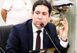 Felipe Leitão emite nota de pesar pelo falecimento de Wilson Braga