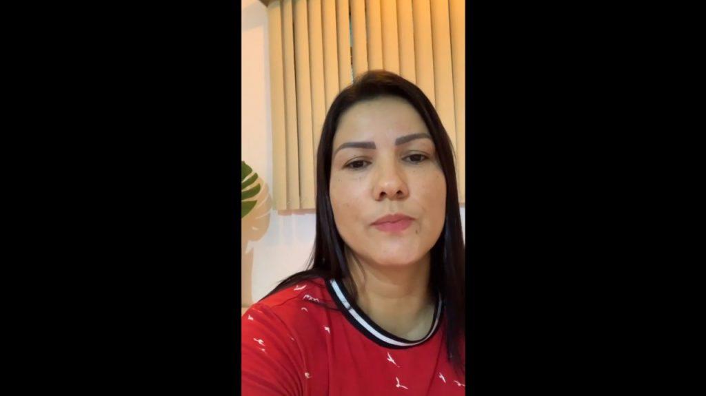 WhatsApp Image 2020 05 20 at 16.56.53 1024x575 1 - Prefeita de Pilõezinhos anuncia que testou positivo para a Covid-19 - VEJA VÍDEO