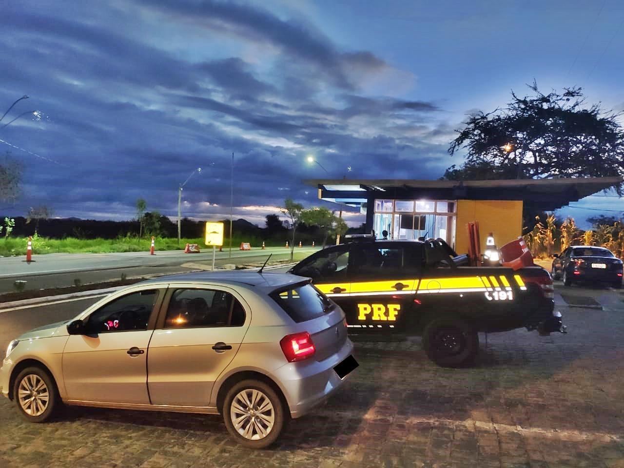 WhatsApp Image 2020 05 22 at 09.16.39 - Dois carro e duas motocicletas roubadas são recuperadas após fiscalização da PRF, na Paraíba
