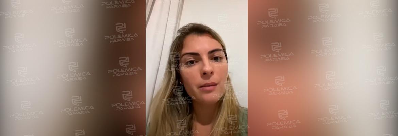 WhatsApp Image 2020 05 26 at 11.16.29 - CASO LIFESA: Amanda Rodrigues diz que nunca recebeu 'vantagens ilícitas' e fala de perseguição por ser esposa de RC - VEJA VÍDEO