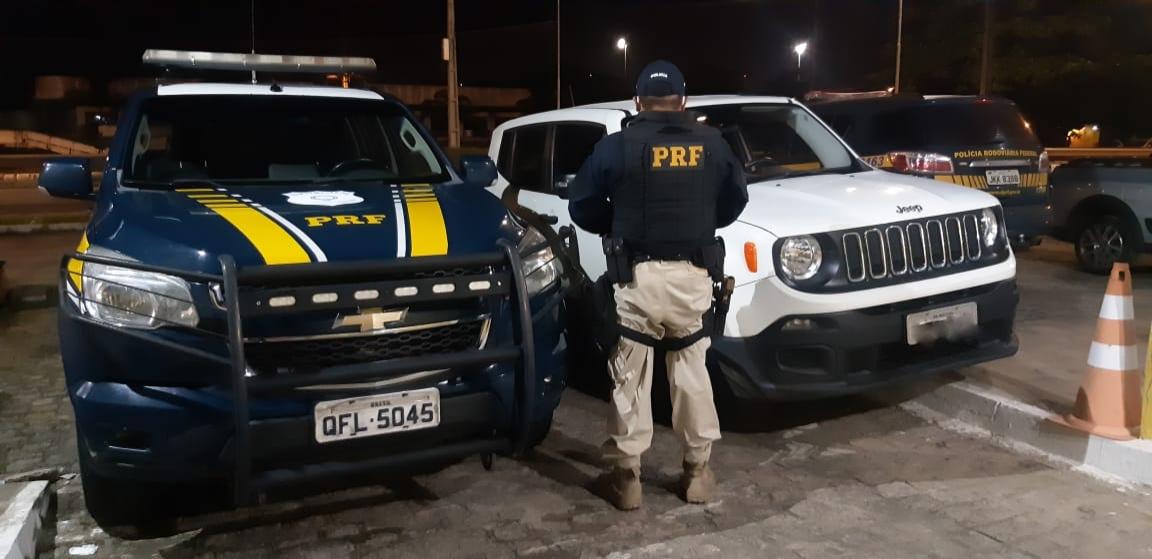 WhatsApp Image 2020 05 27 at 10.34.05 - PRF na Paraíba prende homem com veículo roubado em Natal