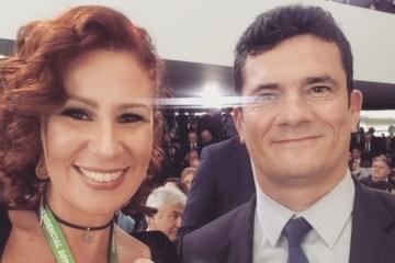achei maligno diz carla zambelli apos moro mostrar trecho de conversa 1 - Carla Zambelli acusa Moro de proteger o PSDB quando era juiz