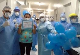 Hospital Universitário de Campina Grande comemora primeiras altas da UTI de pacientes com covid-19