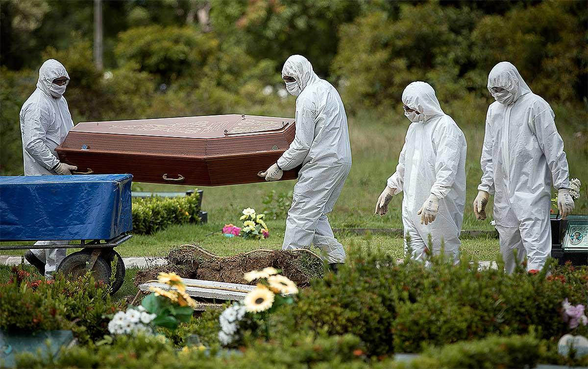 amazonas treal - MP-Procon recomenda medidas para sepultamentos de vítimas de Covid-19, em Campina Grande
