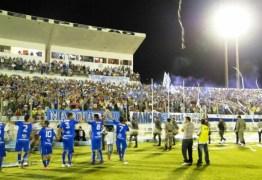 Atlético de Cajazeiras desiste de retornar aos treinos após decreto do Governo
