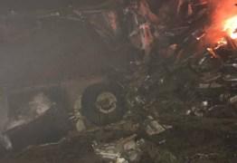 Avião com paciente do coronavírus cai e deixa quatro mortos – VEJA VÍDEO