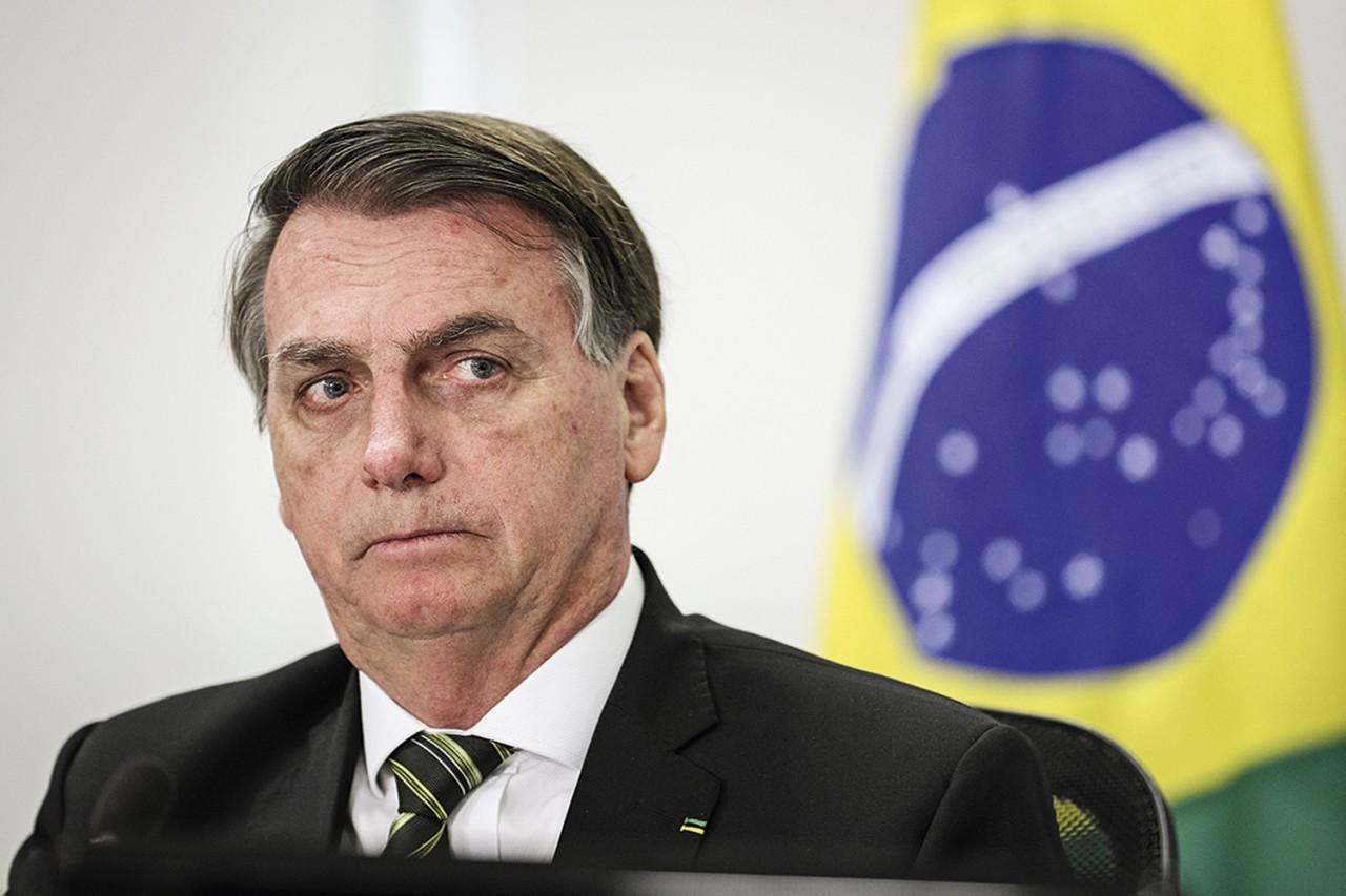 bolsonaro 1 1 - Bolsonaro diz que Brasil pode deixar OMS se organização não abandonar 'viés ideológico'