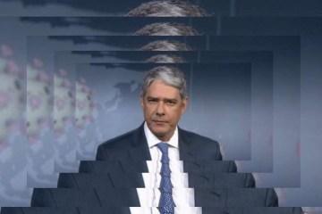 bonner01 - Ataques constantes contra Bonner e familiares poderão causar saída do apresentador da Globo