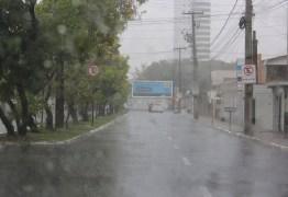 TEMPORAL: João Pessoa registra 150 milímetros de chuvas em 24 horas e previsão é de novas precipitações; VEJA VÍDEO
