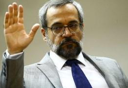 Moraes determina que Weintraub seja ouvido pela PF para explicar fala em reunião ministerial