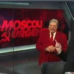 """datenamoscou - Após romper com Bolsonaro, Datena vira """"comunista"""" e, ao vivo, cobra o presidente: """"O senhor acha isso legal?""""; assista"""