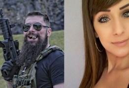 Delegado diz que namorada atirou seis vezes contra ele antes de se matar; VEJA VÍDEO