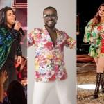 domingo - Lives de hoje: Alexandre Pires com Seu Jorge, Yasmin Santos, Solange Almeida e mais shows