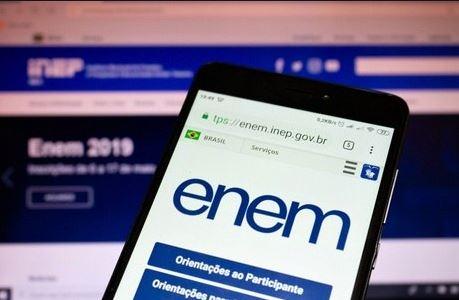 enn - Prazo de inscrição do Enem é adiado pelo MEC e vai até às 23h59 de quarta-feira, 27 de maio