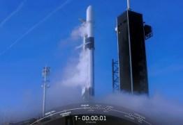SpaceX e Nasa farão hoje nova tentativa de lançamento de foguete