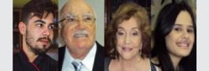 familia braga 1 300x103 - BRIGA PELA HERANÇA BRAGUISTA: Neto registra Boletim de Ocorrência contra filha adotiva do casal