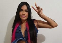 INVESTINDO NA CARREIRA: Ex-BBB Flayslane deixa a Paraíba e vai morar em São Paulo
