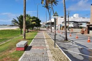 isolamento praias 300x200 - Controle de circulação de pessoas começa nesta segunda-feira em João Pessoa; confira