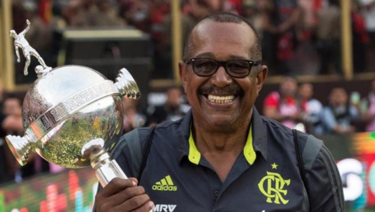 jorginho esta no cti e inspira cuidados alexandre vidalcr flamengo 2446935 - Massagista do Flamengo, Jorginho morre de coronavírus aos 68 anos
