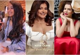 Mariah Yohana, Kátia Cilene e Vanessa da Mata fazem lives nesta quinta; confira programação completa
