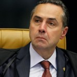 luis roberto barroso - Barroso assume presidência do TSE nesta segunda-feira (25)