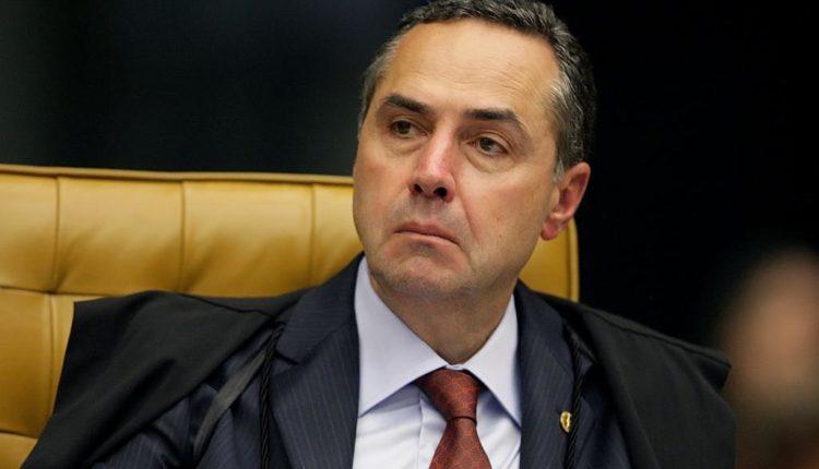 luis roberto barroso - Presidente do TSE afirma perceber redução de fake news nestas eleições