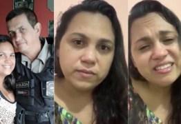 Vídeo de mulher de Santa Rita que 'zombou' do isolamento social e perdeu marido para o coronavírus repercute na imprensa nacional
