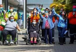 BOA NOTÍCIA: Mais de 1 milhão de infectados se recuperaram da Covid-19 em todo o mundo