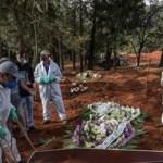 pais se aproxima dos 400 mil infectados pelo novo coronavirus 26052020100007915 - Brasil passa 400 mil casos de covid e tem 1.086 mortes confirmadas em 24 h